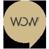 WOW – Eventos Logo